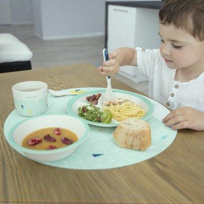 Set de table silicone Babymoov