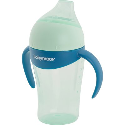 Tasse anti goutte 180ml Babymoov