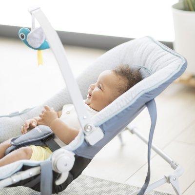 Transat bébé graphik bleu Babymoov