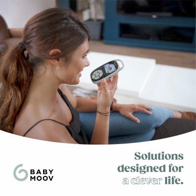 Babyphone vidéo yoo see compact Babymoov