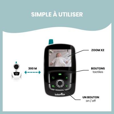 Babyphone yoo care Babymoov
