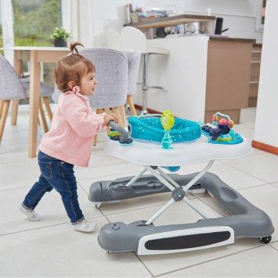 Trotteur pousseur bébé 5 en 1 Babymoov