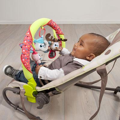 Jouet d'éveil bébé arche universelle Babymoov