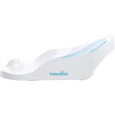 Transat de bain aquafeel blanc Babymoov