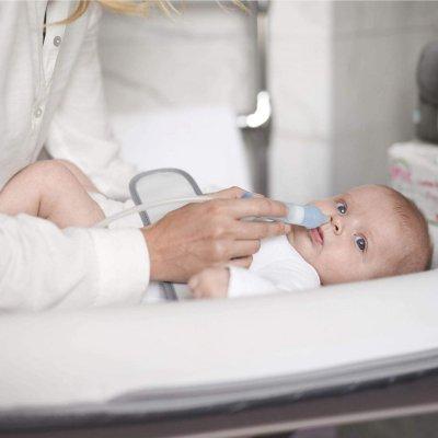 Mouché bébé avec pochette de rangement Babymoov