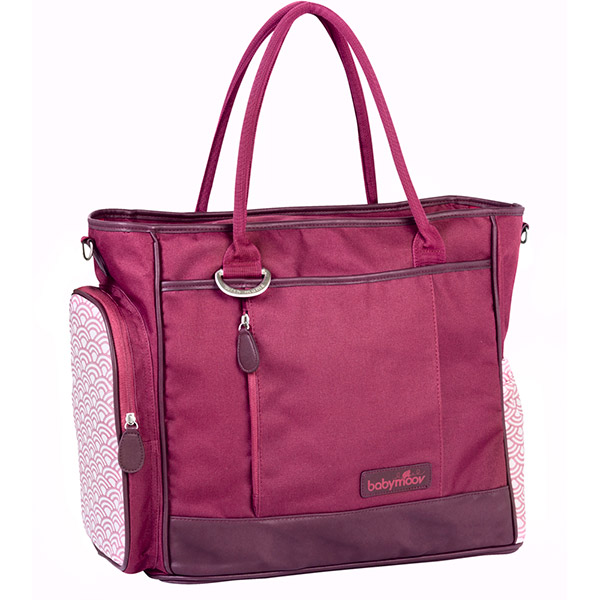 Sac à langer essential bag cherry Babymoov