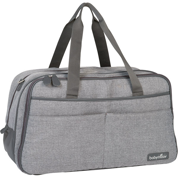 Sac à langer traveller bag smokey Babymoov