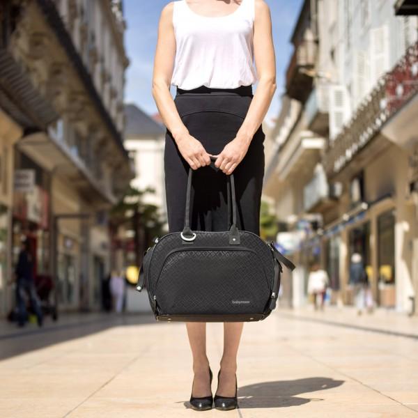Sac à langer trendy bag black