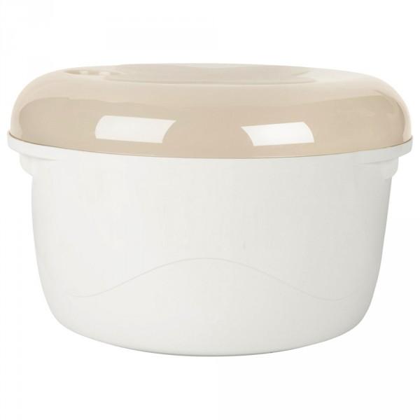 st rilisateur biberon micro ondes cream 10 sur allob b. Black Bedroom Furniture Sets. Home Design Ideas