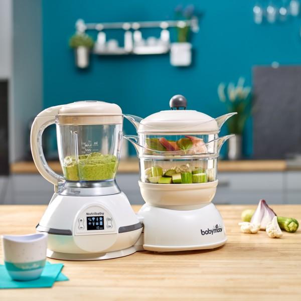 Robot de cuisine nutribaby cream Babymoov