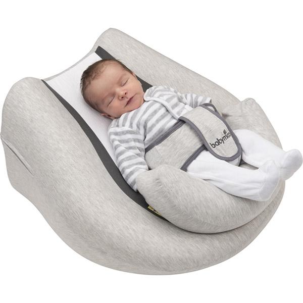 Plan incliné bébé réversible ergonest smokey Babymoov