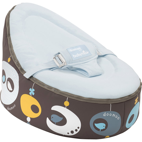 soldes transat b b doomoo nid new generation bird blue 25 sur allob b. Black Bedroom Furniture Sets. Home Design Ideas