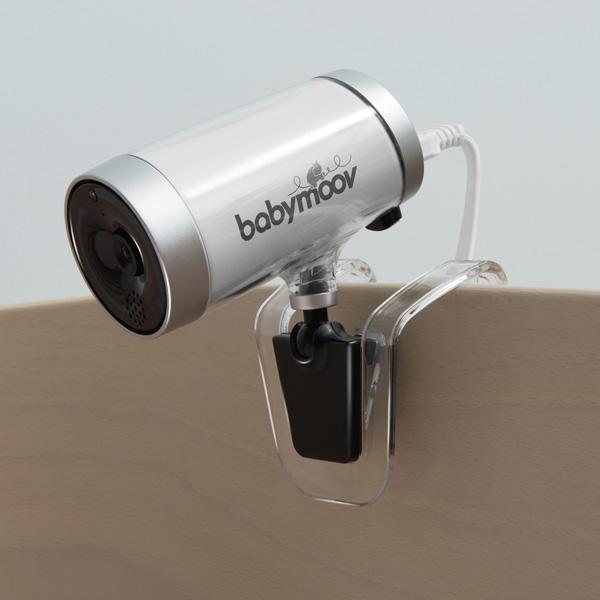 Babyphone vidéo babycaméra 0 émission Babymoov