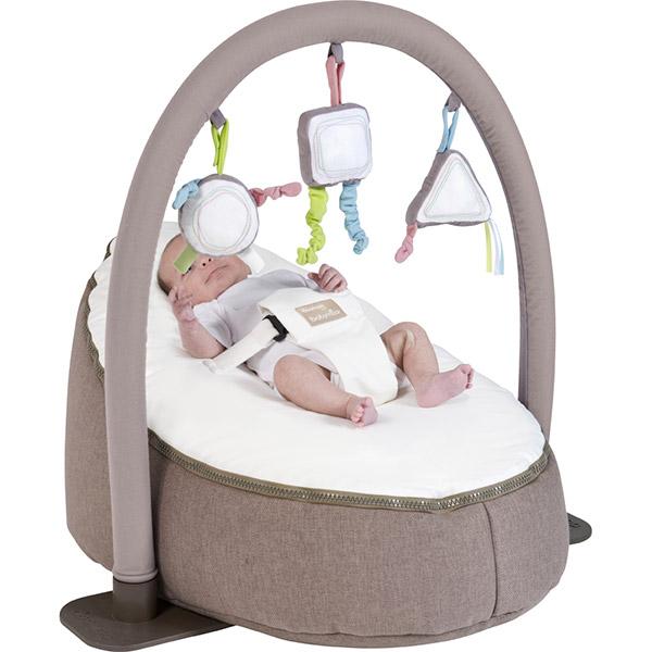Arche d'éveil universelle taupe Babymoov
