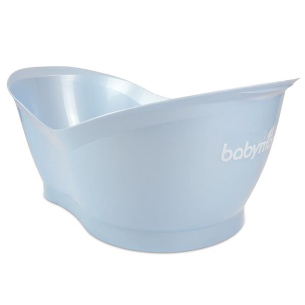 Baignoire bébé aquanest gris perlé Babymoov