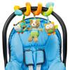Jouet de lit bébé spirale d'activités sleeping forest Babysun