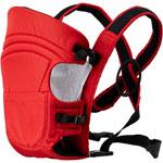 Porte bebe ventral rouge pas cher