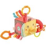Jouet d'éveil bébé cube d'activités éléphant pas cher
