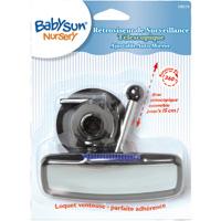 Rétroviseur bébé de surveillance télescopique