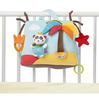 Jouet de lit bébé musical et lumineux jungle heros