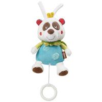 Peluche bébé mini musical panda