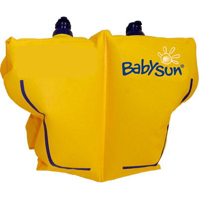 Mes 1er brassards bébé 2-6 ans Babysun