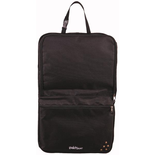 Organiseur de voyage noir Babysun