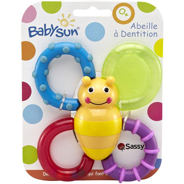 Abeille a dentition vibrante Babysun