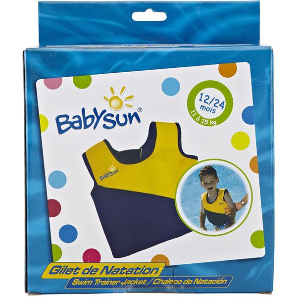 Gilet de natation 11/15 kg (12-24 mois) Babysun