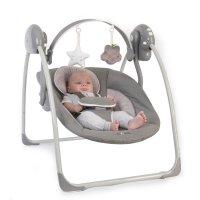 Balancelle bébé portable gris