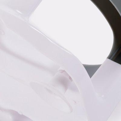 Anneau de bain gris/blanc Bo jungle