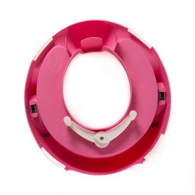Réducteur de toilette rose Bo jungle