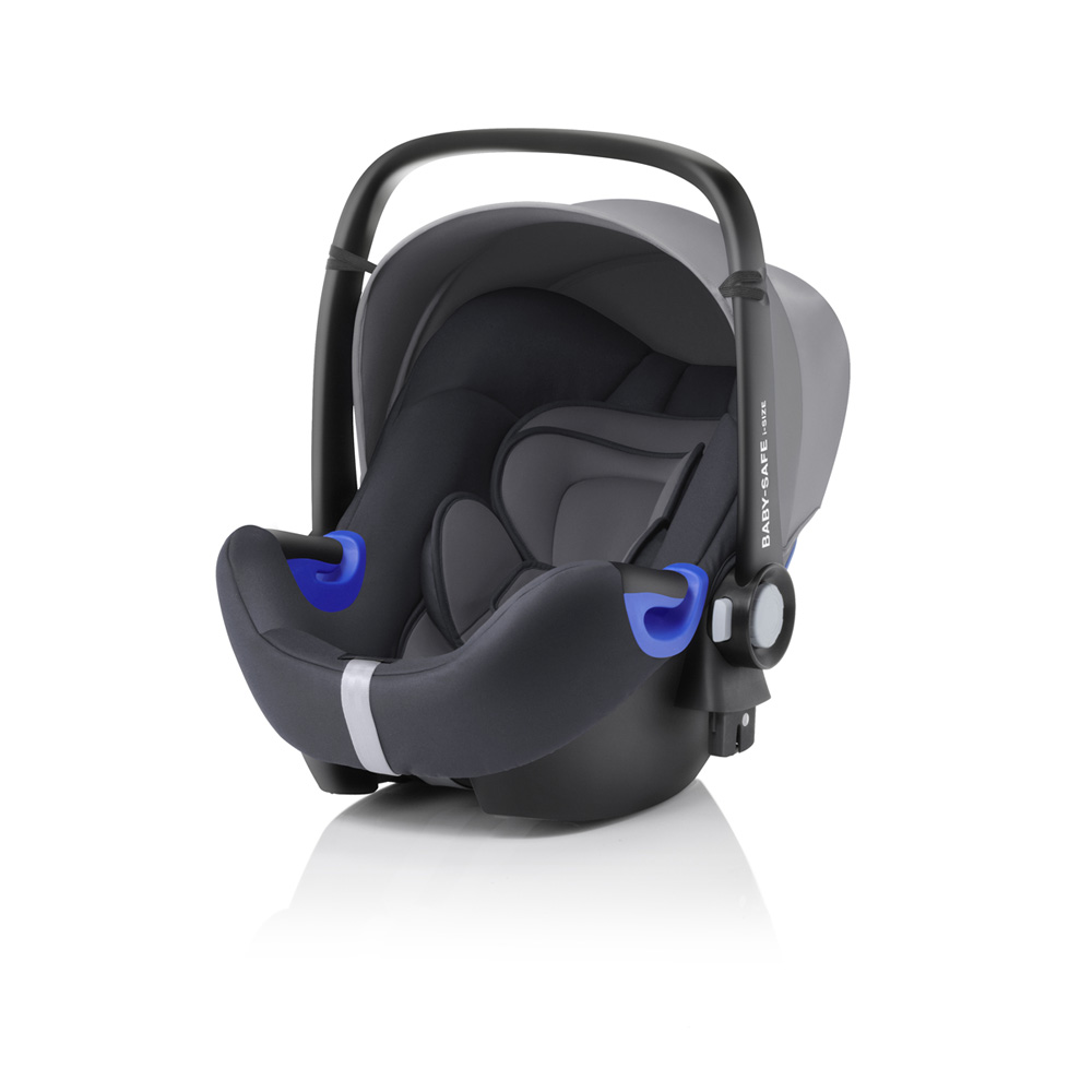 si ge auto coque baby safe i size storm grey groupe 0 1 de britax. Black Bedroom Furniture Sets. Home Design Ideas