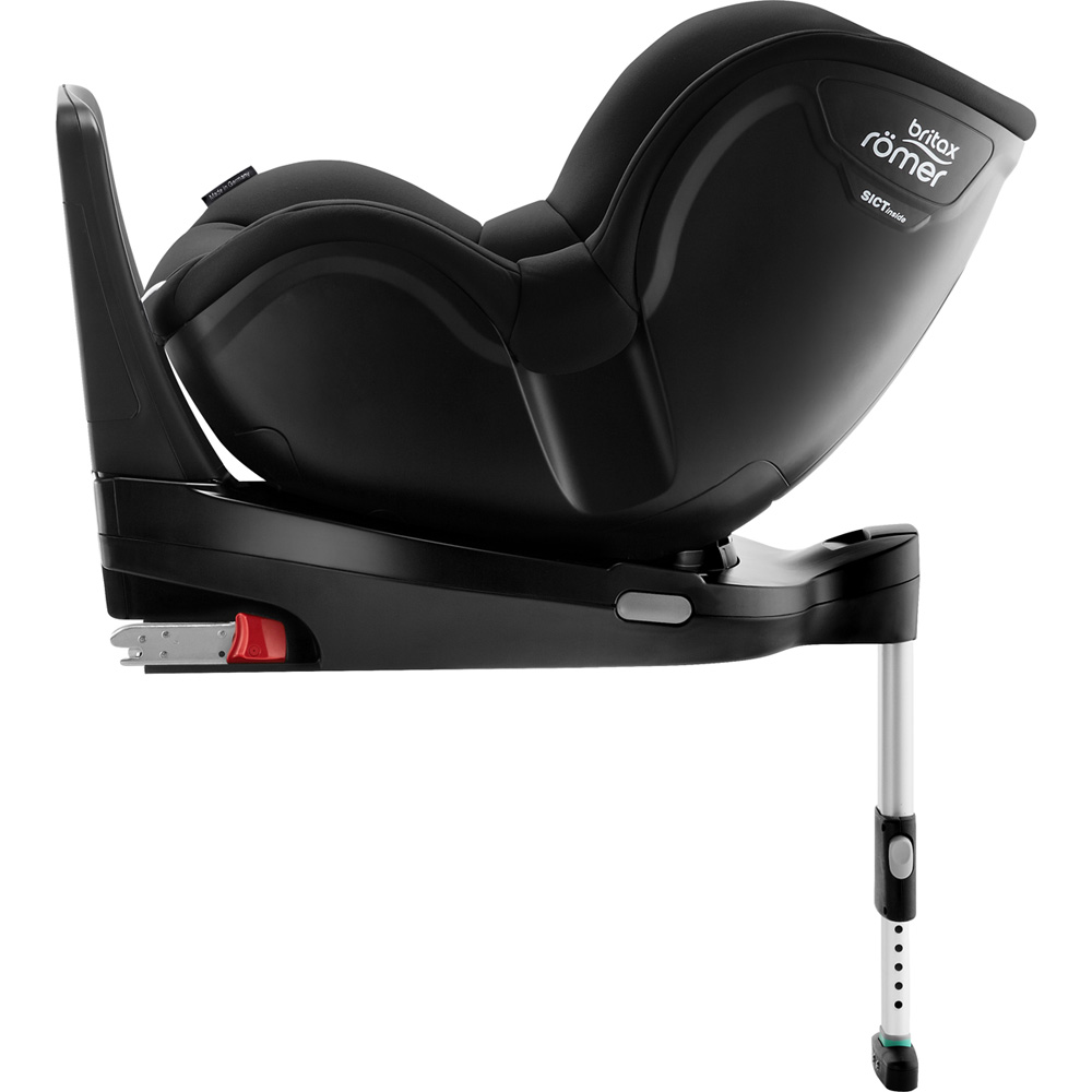 si ge auto dualfix i size cosmos black groupe 0 1 de britax sur allob b. Black Bedroom Furniture Sets. Home Design Ideas