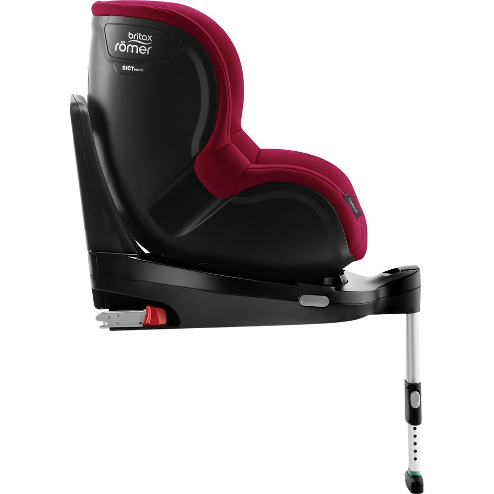 si ge auto dualfix i size flame red groupe 0 1 de britax sur allob b. Black Bedroom Furniture Sets. Home Design Ideas