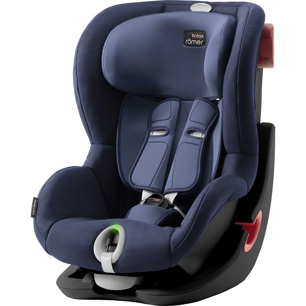 si ge auto king 2 ls black s ries moonlight blue groupe 1 de britax sur allob b. Black Bedroom Furniture Sets. Home Design Ideas