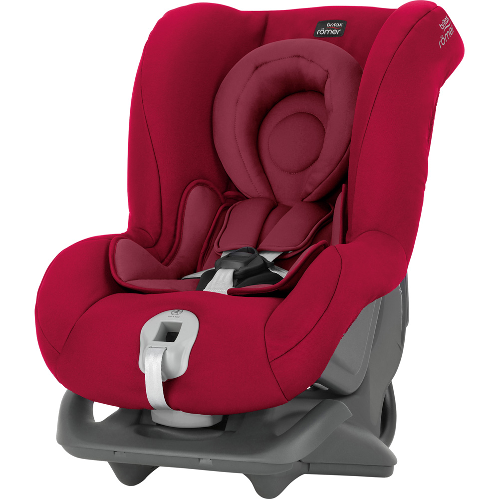 si ge auto first class plus flame red groupe 0 1 de britax chez naturab b. Black Bedroom Furniture Sets. Home Design Ideas