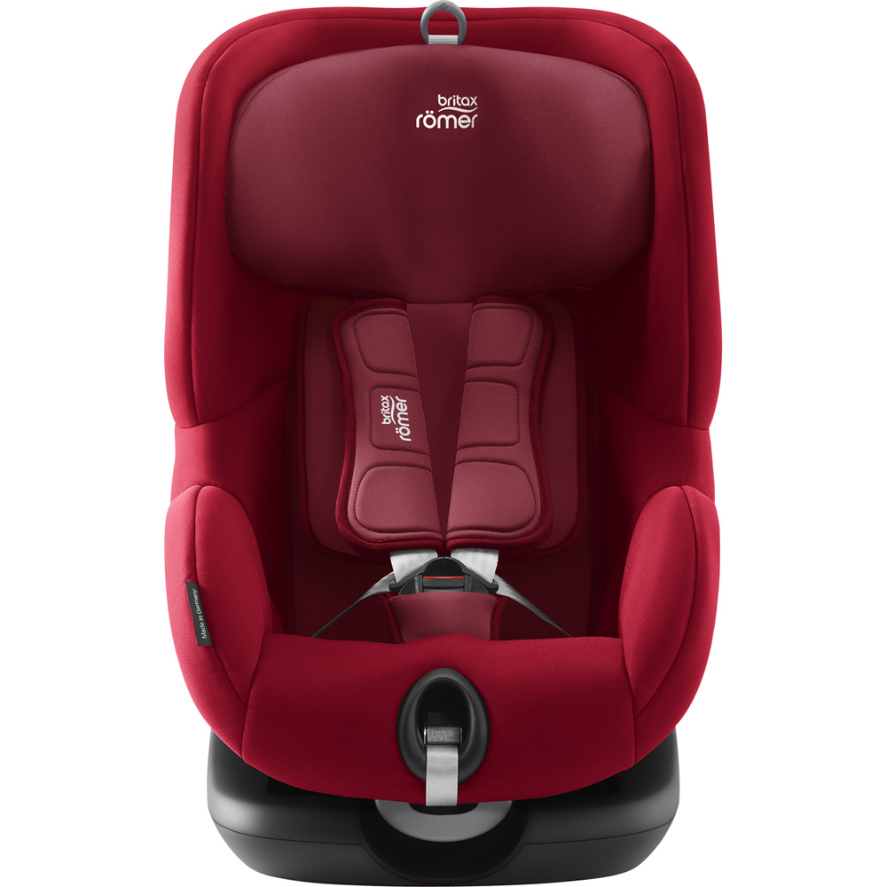 si ge auto trifix 2 i size flame red groupe 1 de britax. Black Bedroom Furniture Sets. Home Design Ideas
