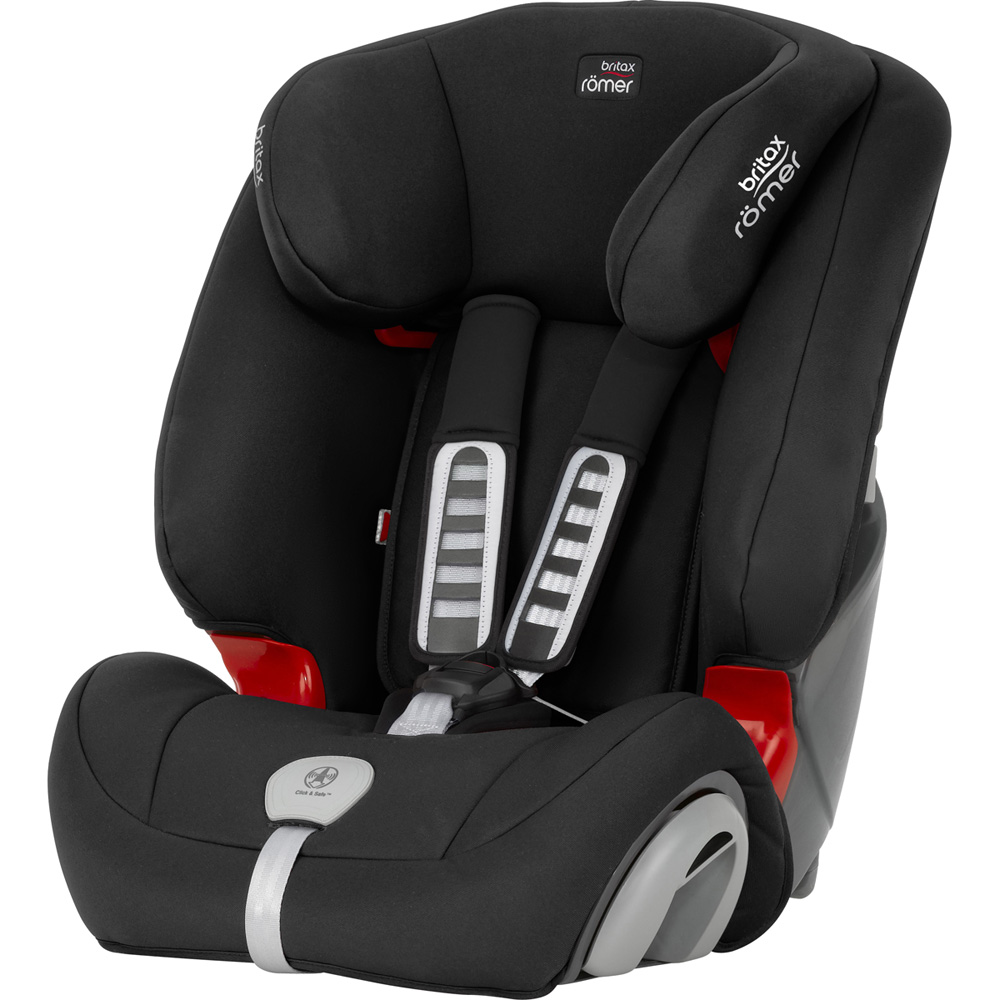 Si ge auto evolva plus cosmos black groupe 1 2 3 de britax for Siege auto 1 an