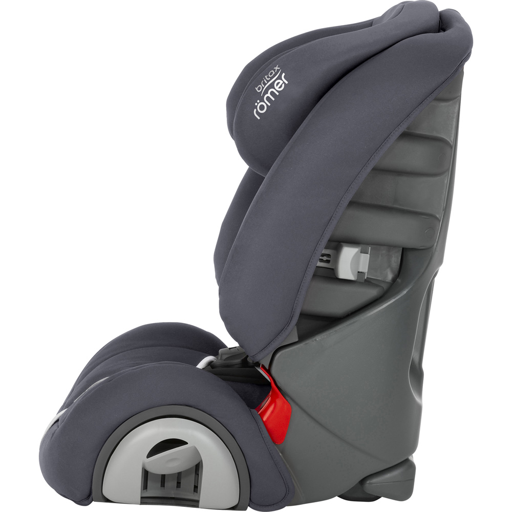 Si ge auto evolva plus storm grey groupe 1 2 3 de britax for Siege auto 2