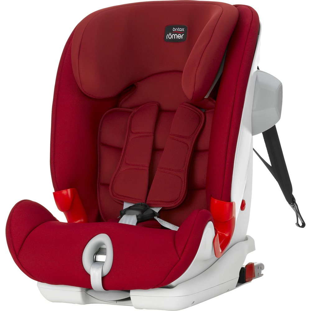 si ge auto advansafix 3 sict flame red groupe 1 2 3 de britax sur allob b. Black Bedroom Furniture Sets. Home Design Ideas