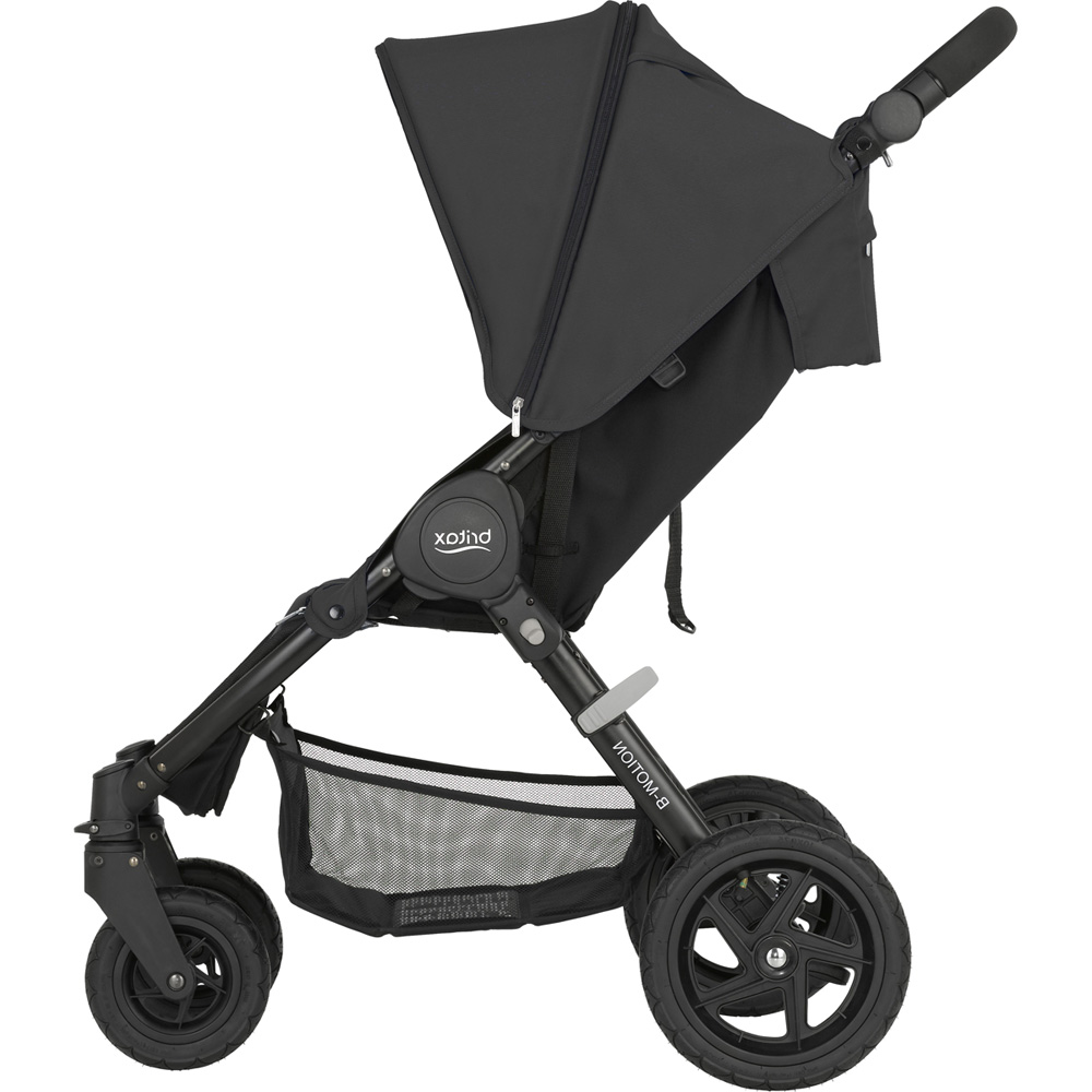 poussette 4 roues b motion 4 cosmos black de britax sur allob b. Black Bedroom Furniture Sets. Home Design Ideas