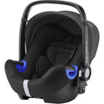 Siège auto coque baby-safe i-size cosmos black - groupe 0+/1