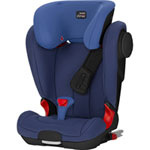Siège auto kidfix 2 xp sict ocean blue/black series - groupe 2/3