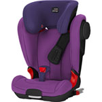 Siège auto kidfix 2 xp sict mineral purple/black series - groupe 2/3