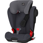 Siège auto kidfix 2 xp sict storm grey/black series - groupe 2/3