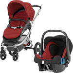 Poussette duo affinity chili pepper pas cher