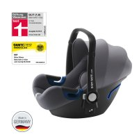 Siège auto coque baby - safe² i-size storm grey - groupe 0+