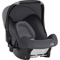 Siège auto coque baby - safe storm grey - groupe 0+
