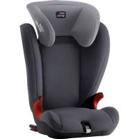 Siège auto kidfix sl black series/storm grey - groupe 2/3